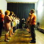 Echange international de pratiques théâtrales - FITA Italie 2010